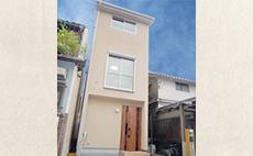 大阪市住吉区 H様邸(4LDK) 竣工:2010年10月